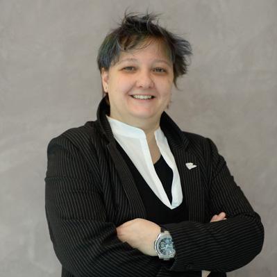 Valentina Carlile Consigliere Macroregione Nord-Ovest
