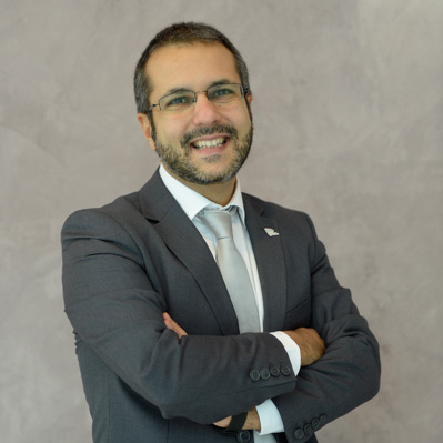 Marco Petracca Tesoriere e Consigliere Macroregione Centro
